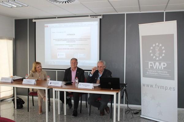 La Conselleria de Sanidad Universal y la FVMP ofrecen en Llíria una jornada de prevención en la salud pública