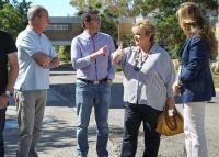 Jorge Rodríguez ofrece a Ximo Puig el complejo de Bétera para acoger a los refugiados del 'Aquarius'