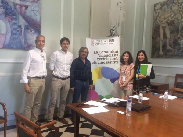 El Consorcio del Baix Vinalopó y Recicla con los Cinco Sentidos se unen para el desarrollo de actividades de educación ambiental