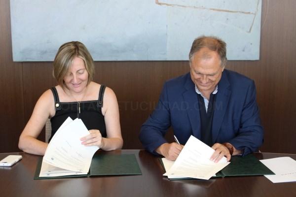 Salvador firma 5 convenios de rehabilitación y regeneración urbana con los ayuntamientos de Xàtiva, Ontinyent, Almussafes, Llíria, y Sagunt