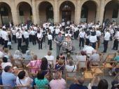 Benaguasil y Picassent exportan la música de banda valenciana con el apoyo del área de Cultura de la Diputació