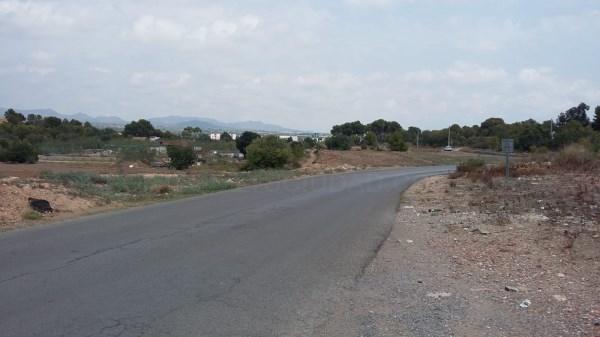 Bétera aprueba arreglar los tramos más peligrosos del Camino de Moncada y del camino de La Providencia