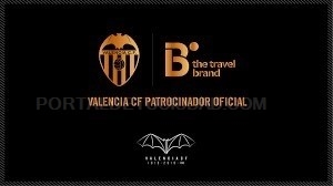 B the travel brand, nuevo patrocinador y agencia de viajes oficial del Valencia CF