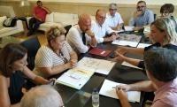 Diputació y Generalitat continúan trabajando para mejorar el espacio sociosanitario de Bétera