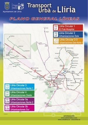 El bus municipal amplía el servicio con nuevas líneas y horarios