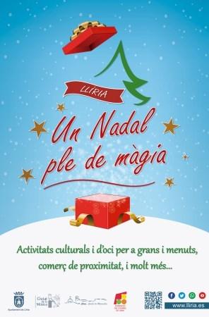 Un sorprendente espectáculo con el mago Yunke encenderá la programación de la Navidad más mágica en Llíria