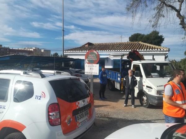 La agrupación de Protección Civil Bétera se renueva y cambia de sede