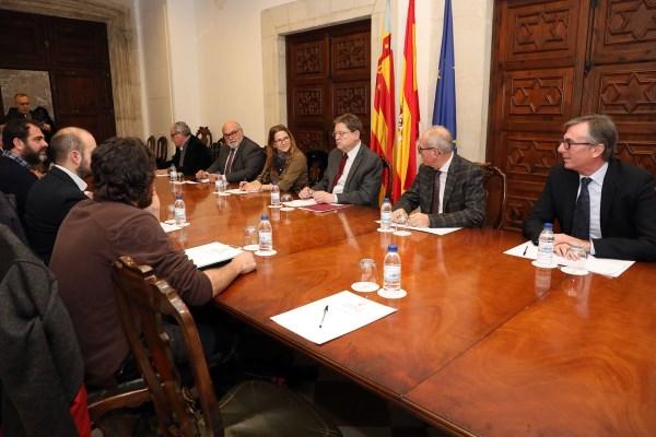 El Consell impulsará con Intercitrus una estrategia para el futuro de la naranja valenciana