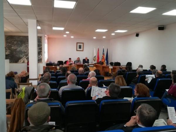 Serra ha celebrado la I Jornada de Sostenibilidad Ambiental y Territorial de Camp de Túria