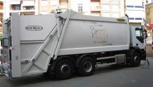 Llíria licita la compra de dos nuevos camiones de RSU para modernizar el servicio municipal