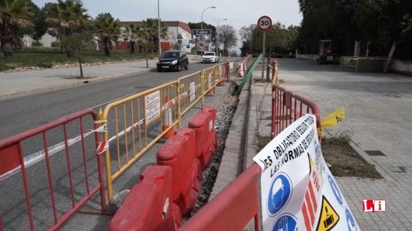 Continúan las obras para la renovación de líneas eléctricas de Baja y Media Tensión en L´Eliana