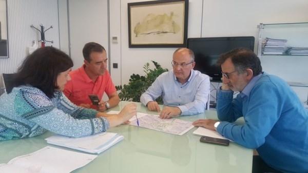 La Generalitat abre una línea presupuestaria en las cuentas de 2019 para la redacción del proyecto de la llegada del metro al casco urbano de Ribaroja
