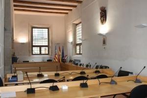 El ple aprova la nova estructura organitzativa de l'Ajuntament de Llíria