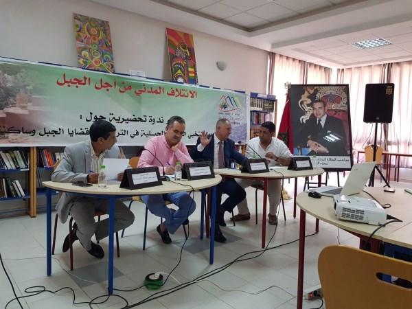 Llíria participa en el Festival de la Montaña en Marruecos
