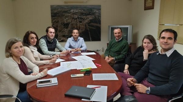 Los alcaldes de Riba-roja, Cheste y Loriguilla reclaman a las Administraciones una mejora en las infraestructuras y conexiones con la A3