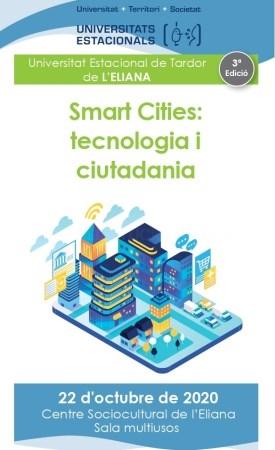 Les terceres jornades Smart Cities se celebraran el 22 d'octubre