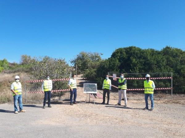 El projecte GUARDIAN inicia les obres de la infraestructura hidràulica que permetrà l'ús d'aigua regenerada delParc Natural delTúria i laVallesa