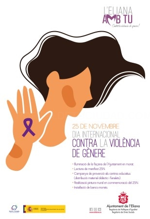 L'Eliana edita varios cómics para concienciar a su juventud sobre la violencia de género