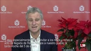 El alcalde de L´Elana comparece de nuevo ante los peores datos de la pandemia