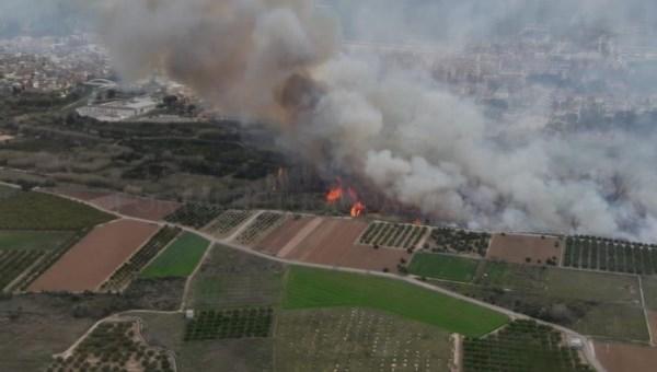 Riba-roja aprova un Pla contra Incendis per a protegir 1.329 hectàrees forestals i evitar focs pròxims a zones habitades