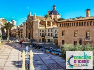 Los proyectos 'Camí Reial' y 'Convaluisset' son los más votados en el Concurso de Ideas de la Plaza Major de Llíria