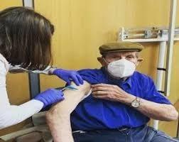 Prácticamente la totalidad de las personas mayores de 90 años de Benaguasil han recibido ya la vacuna contra la COVID-19