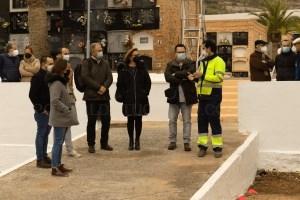 Se inician las labores de prospección con georradar en el cementerio de Llíria para localizar fosas comunes