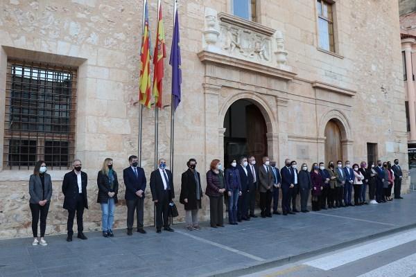 La Corporació municipal oferix una recepció a les autoritats que visiten Llíria amb motiu del Preolímpic