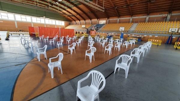 La Pobla de Vallbona prepara el Pavelló Municipal per a la vacunació massiva