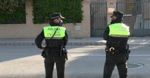 La Policía Local de l'Eliana aborta una fiesta ilegal este fin de semana
