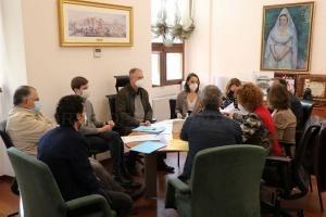El Ayuntamiento y la Conselleria se reúnen para desarrollar el Plan Convivint en Llíria
