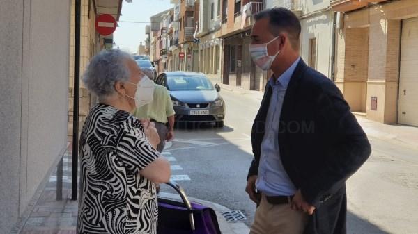 El alcalde de Riba-roja atendió a 342 vecinos y vecinas durante 2020 en plena pandemia