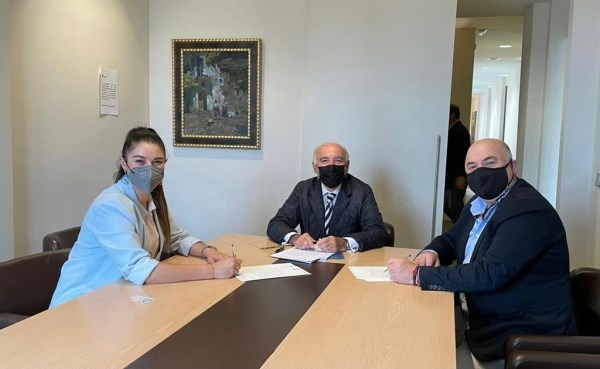 La Conselleria de Agricultura y Transición Ecológica firma un convenio con el Ayuntamiento de Náquera para regula la ocupación de unos terrenos