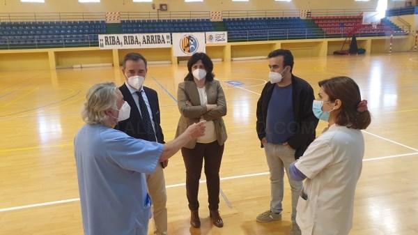 Riba-roja será nuevo punto de vacunación masiva contra la Covid-19