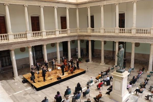 Llíria celebra el Día de Europa con un concierto en el Centro Cultural La Nau de València
