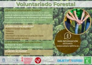Llíria pone en marcha una nueva edición del programa de voluntariado ambiental