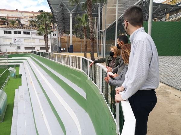 Serra destina 580.000 euros del plan de inversiones a la  creación de instalaciones deportivas, la mejora de las  calles y al patrimonio monumental