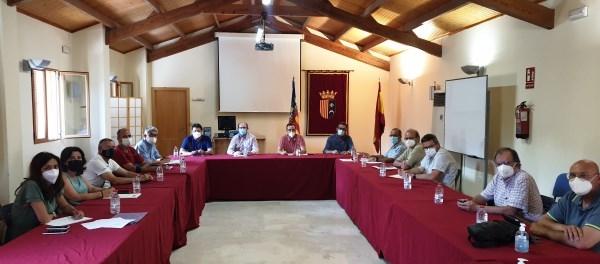 Los municipios del Túria consensuarán una normativa común para regular los usos del Parque Natural