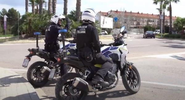 La Policia Local de l'Eliana deté a sis persones que estaven robant en un habitatge