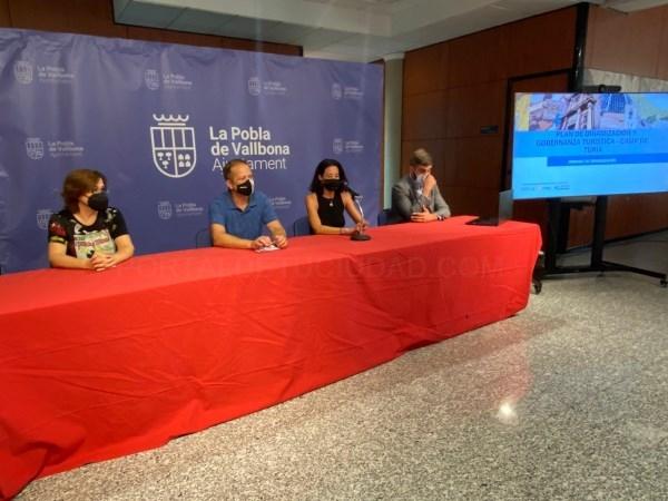 La Pobla de Vallbona acoge la presentación del Plan de Turismo Camp de Túria