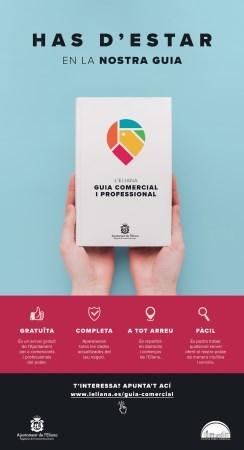 El Ayuntamiento de l'Eliana editará una Guía para promocionar su oferta comercial