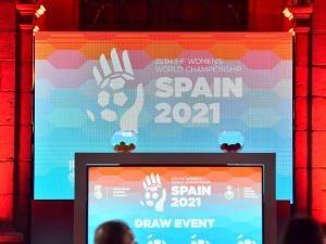 Castelló acull el sorteig del Campionat del Món d'handbol femení Espanya 2021