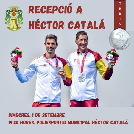 Serra rebrà esta vesprada a Héctor Catalá com a un campió
