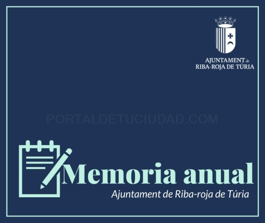 Riba-roja realitzarà una memòria anual sobre la gestió administrativa de cada àrea de l'ajuntament per a augmentar la transparència