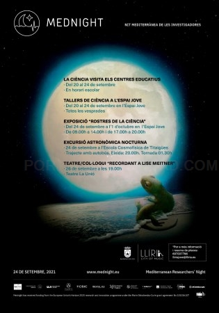 Llíria celebra la Nit Mediterrània de les Investigadores