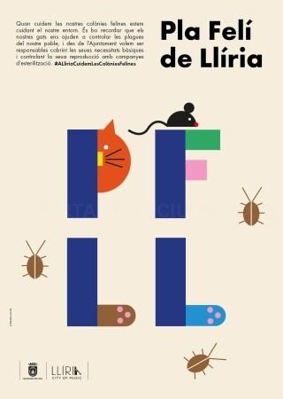 L'Ajuntament llança la campanya 'A Llíria censem les nostres mascotes'