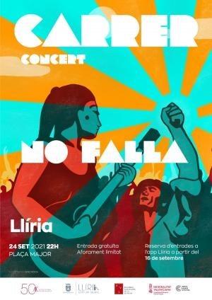 Llíria acull el primer concert del projecte 'Mural Sonor' de l'associació Acció Cultural del País Valencià