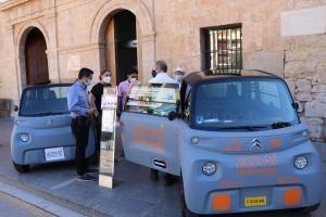 Llíria presenta el nou vehicle elèctric Citroën AMI dins de la Setmana de la Mobilitat Sostenible