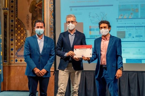 L'Ajuntament de Llíria guardonat amb un dels Premis de la Setmana Europea de la Mobilitat