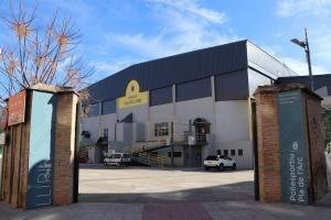 L'Ajuntament de Llíria rep del CSD una subvenció de 580.000 euros per a la reforma del Pavelló Pla de l'Arc